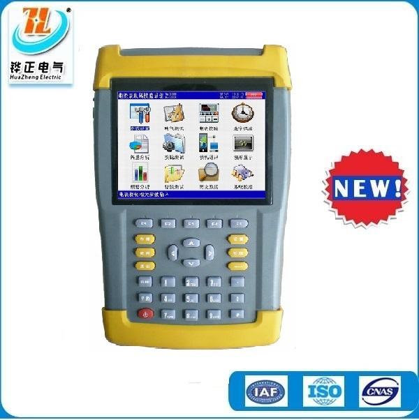 HZ 3 phase energy meter calibration equipment