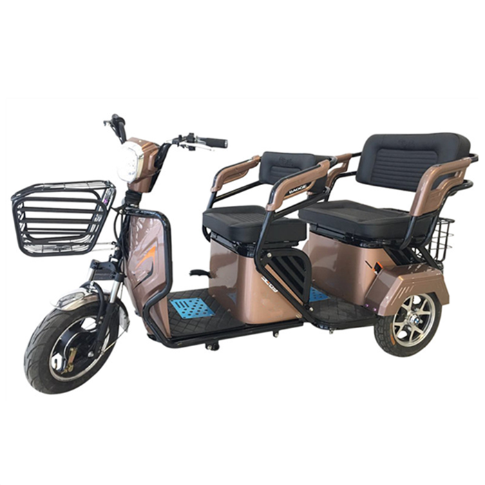 Handicapped tricycle three wheels adult electric tricycle for elderly