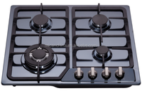 Stainless steel 4 Burners Buit-in gas cooktop ,gas cooker,portable 4 burner gas stove MQ640-CS002