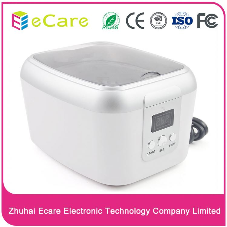 Brilliant denture chip ultrasonic cleaner for jewelry