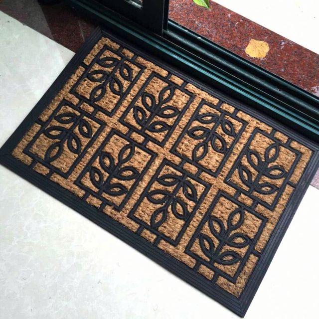 Pahs Reach Patio Door Mat With Coir Rubber