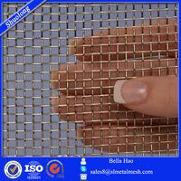 8 Mesh Stainless steel T304 bullet proof screen.028 48