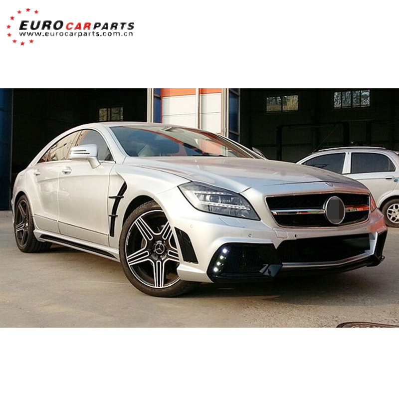 W218 body kits fit voor CLS-CLASS W218 CLS250 CLS300 CLS350 om WD stijl CLS body kits