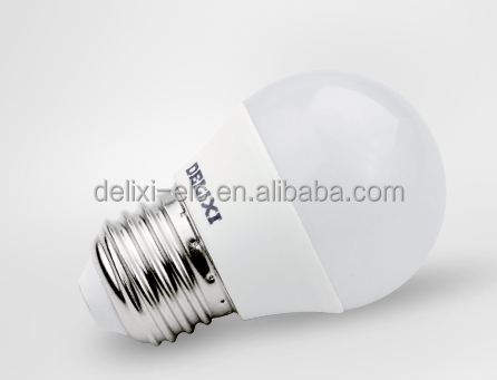 DELIXI good quality led light bulb energy saving british standard