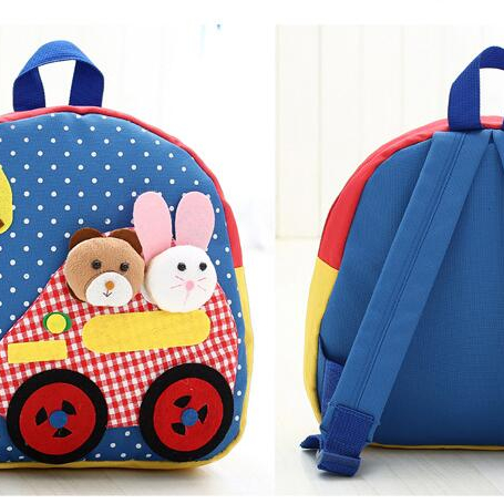 Wholesale personalized kids <strong>school</strong> cute and colorful shoulder backpack