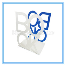 Designer Colorful Metal Type Book Stand