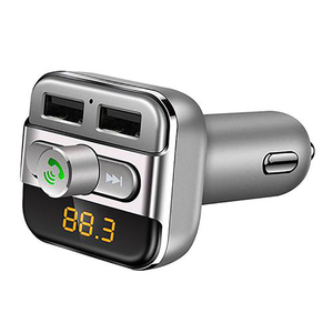 Splinktech Wireless Bluetooth Car Kit Music Receiver FM Transmitter For MP3 Player Radio