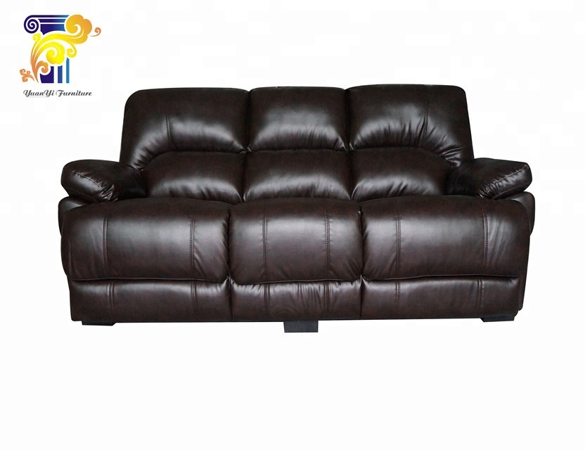 High Quality Synthetic Leather Recliner Lazy Boy Sofa Yr1116 Set Product On Alibaba