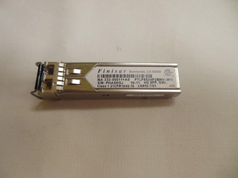 Finisar 4GB FTLF8524P2BNV- SFP 332-00011+A0 *Lot of 6* N1