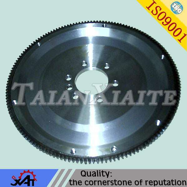 forged steel flywheel for auto engine flywheel