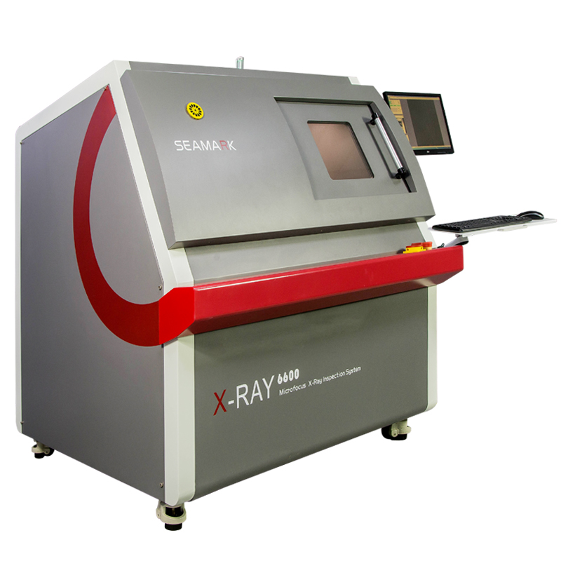 x-tek revolution x-ray inspection system X 6600 X-ray inspection machine for electronic components real time x ray inspection