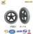 "High Performance 8"" pu/rubber foam tire, solid wheel, caster"