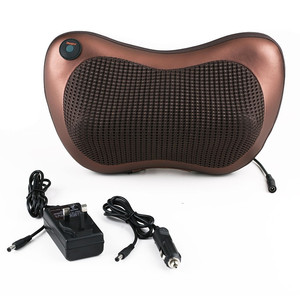 Good Quality Mini Kneading CE/ROHS Shiatsu Infrared Massage Cushion with Heating