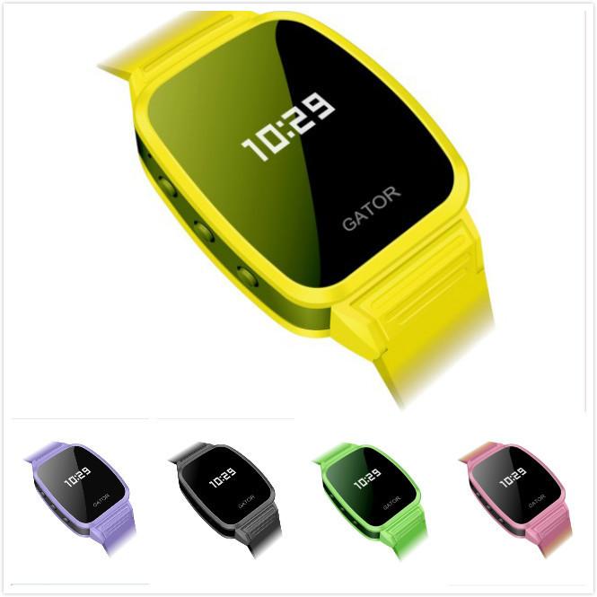 etanche enfant mini gps montre bracelet tracker pour d sactiver personnes g es caref montre. Black Bedroom Furniture Sets. Home Design Ideas