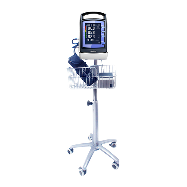 rate monitor machine