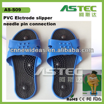 Hot Sell Conductive Therapy Slipper Massager - Buy ...