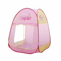 Princess Series Girls Play House Folding Child Tent