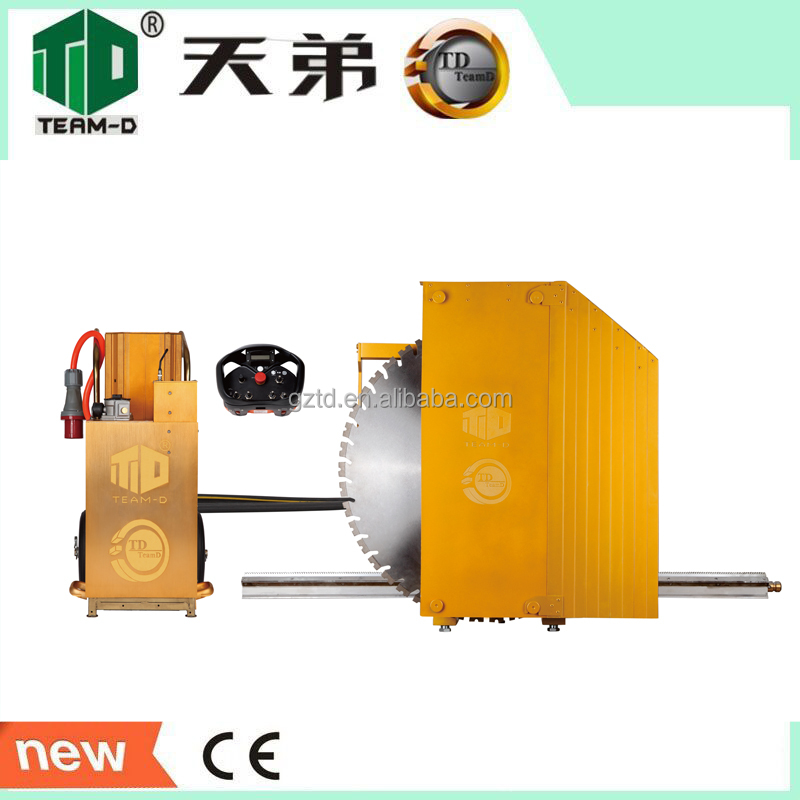 Wire Saw with Large Flywheel/Multi Wire Saw Machine