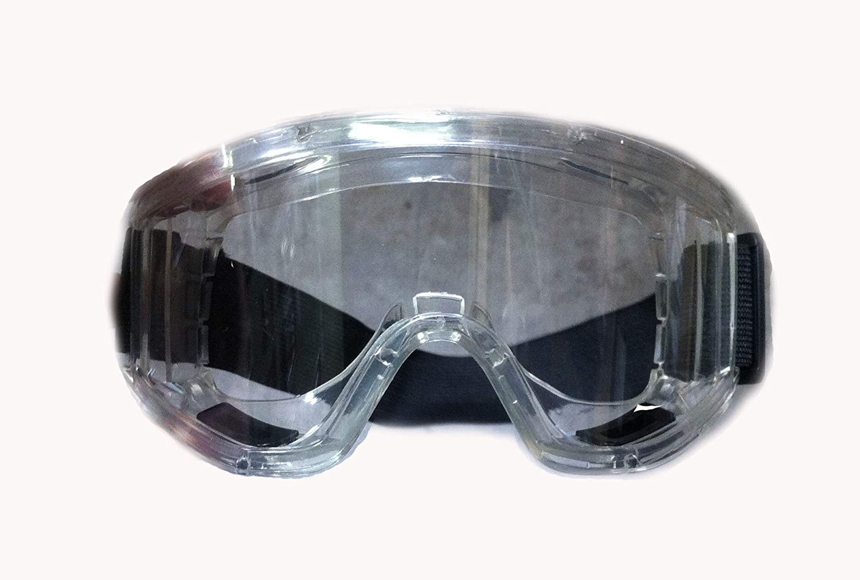 898d28c8c410 Get Quotations · Clear Lens Ski Goggle