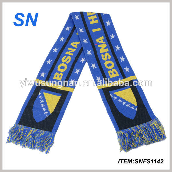 Wholesale Custom Knitted Scarves