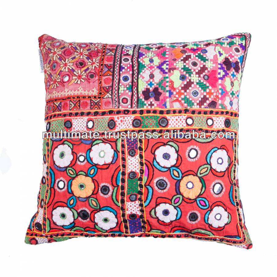 Royal rajasthani cushion cover