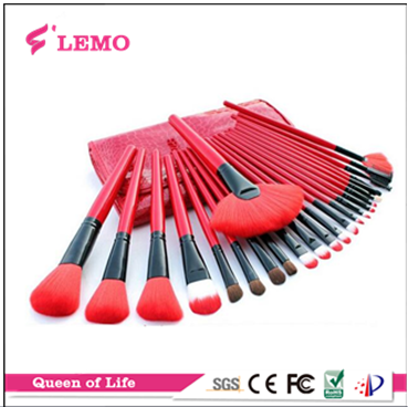alibaba online shopping 24pcs red professional makeup brush cosmetic kits