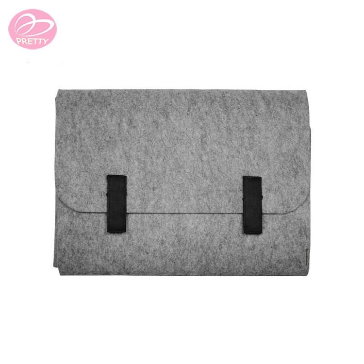 Hot sale modern style felt bag pc case bag