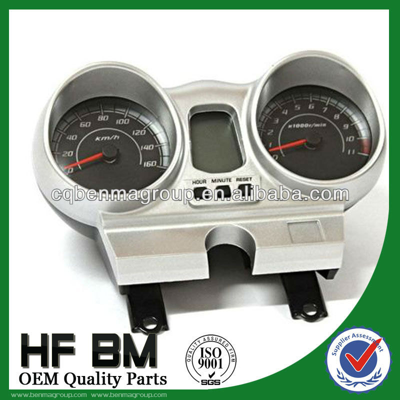 Wholesale cheap motorycle meter ,CBX 250 motorcycle meter ,high quality meter for motorcycle CBX250