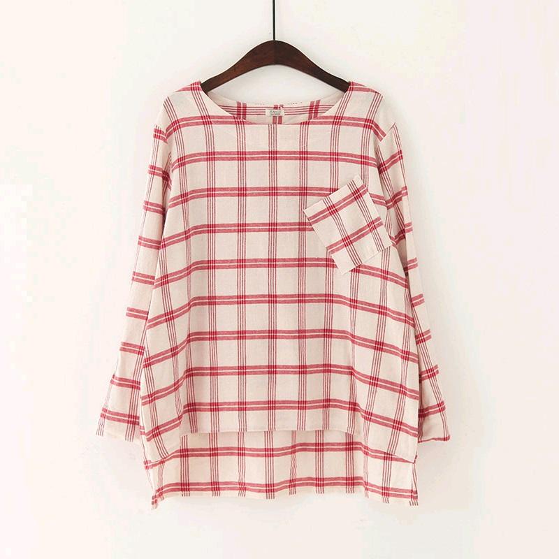 0898f188f906 Cheap Long Sleeve Shirt Red