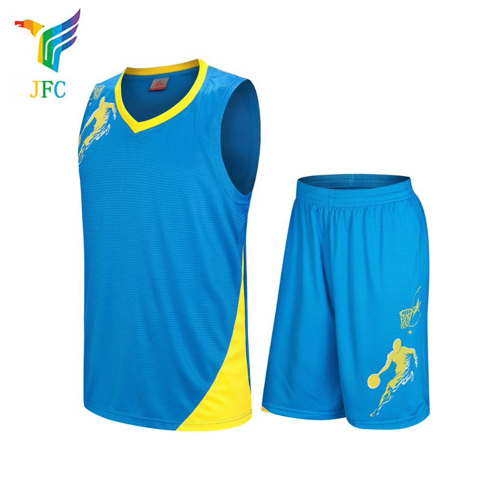 Benutzerdefinierte Best Cheap Reversible Basketball Trikots Uniform Design