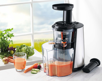 stainless steel slow juicer, cold press juicer extractor with GS CE approval