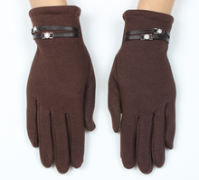 New Wool Touch Screen Gloves For smart phone Winter Unisex Gloves