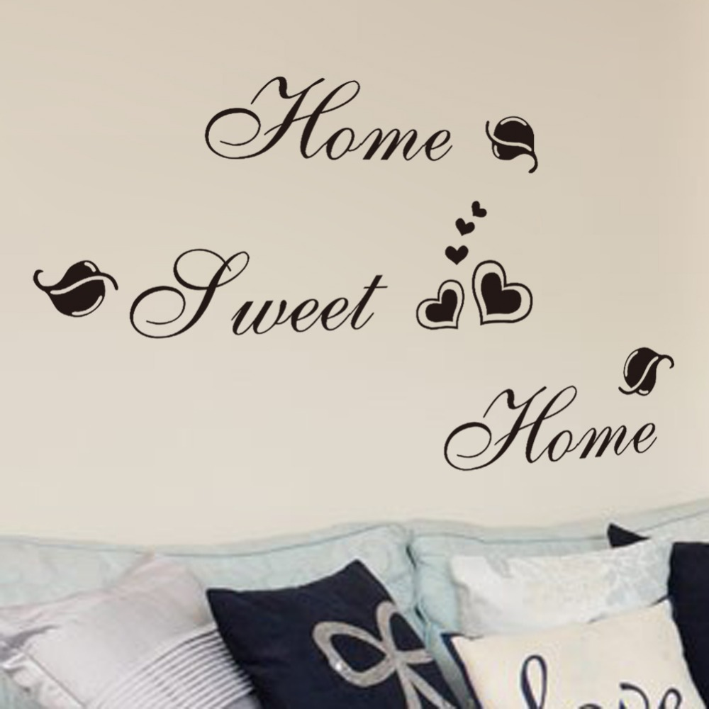 2016 Hot Sale Stickers Usborne Home Decor Decals Decorative Craft Art For Living Rooms Children Room Vinyl Mural