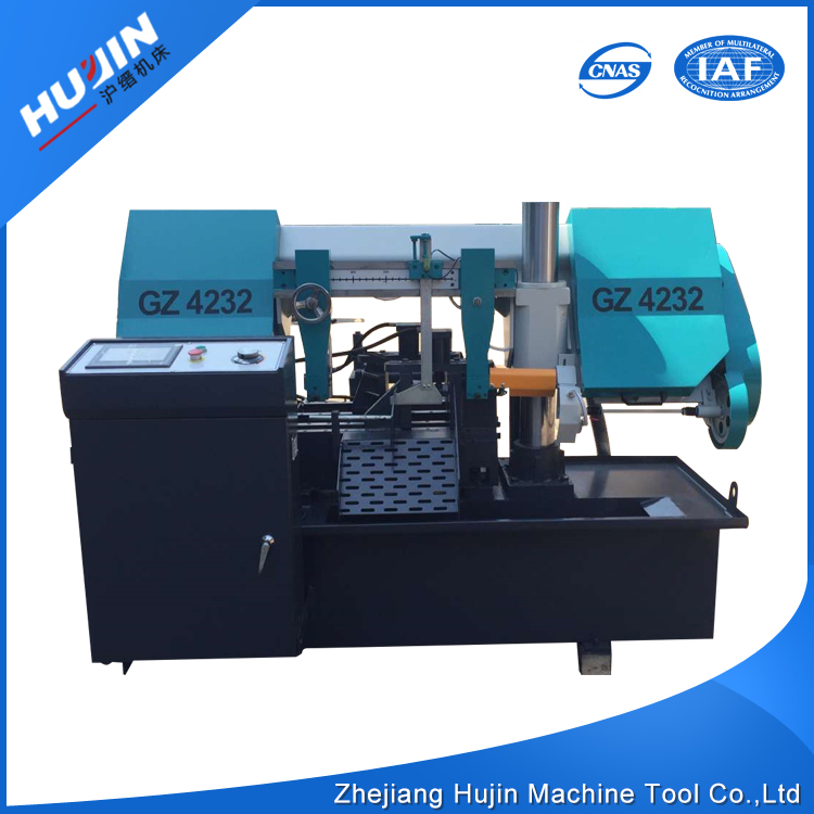 Logo Printed Dissimilarity High Precision CNC Automatic Metal Cutting Machine
