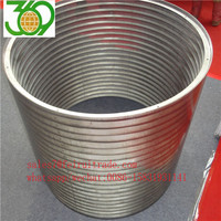 Hot Sale Pipe Based Sand Control Johnson Water Well Screen