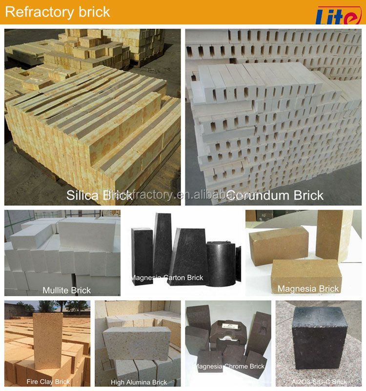 Acid Resistance Brick,Silica Brick Acid Refractory,Heat Resistant ...