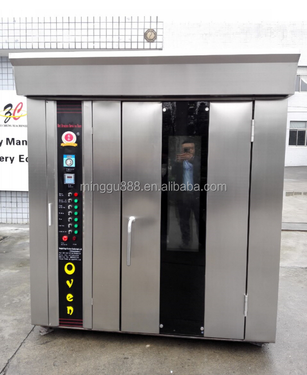 diesel hamburger machines rotating oven for burger bun oven cone maker pizza electric rotisserie pizza oven