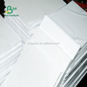 wet strength label base paper china c1s Coated Beer Label Paper