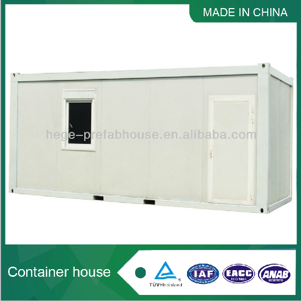 Prefab 20ft office container/ container house