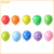 Best selling of colorful custom latex helium balloon