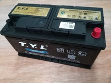 Professional korean car battery made in China