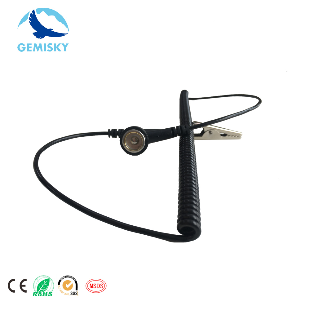 Hand & Power Tool Accessories Cordless Wireless Adjustable Anti Static Bracelet Electrostatic Esd Discharge Cable Wrist Band Strap Hand Unequal In Performance