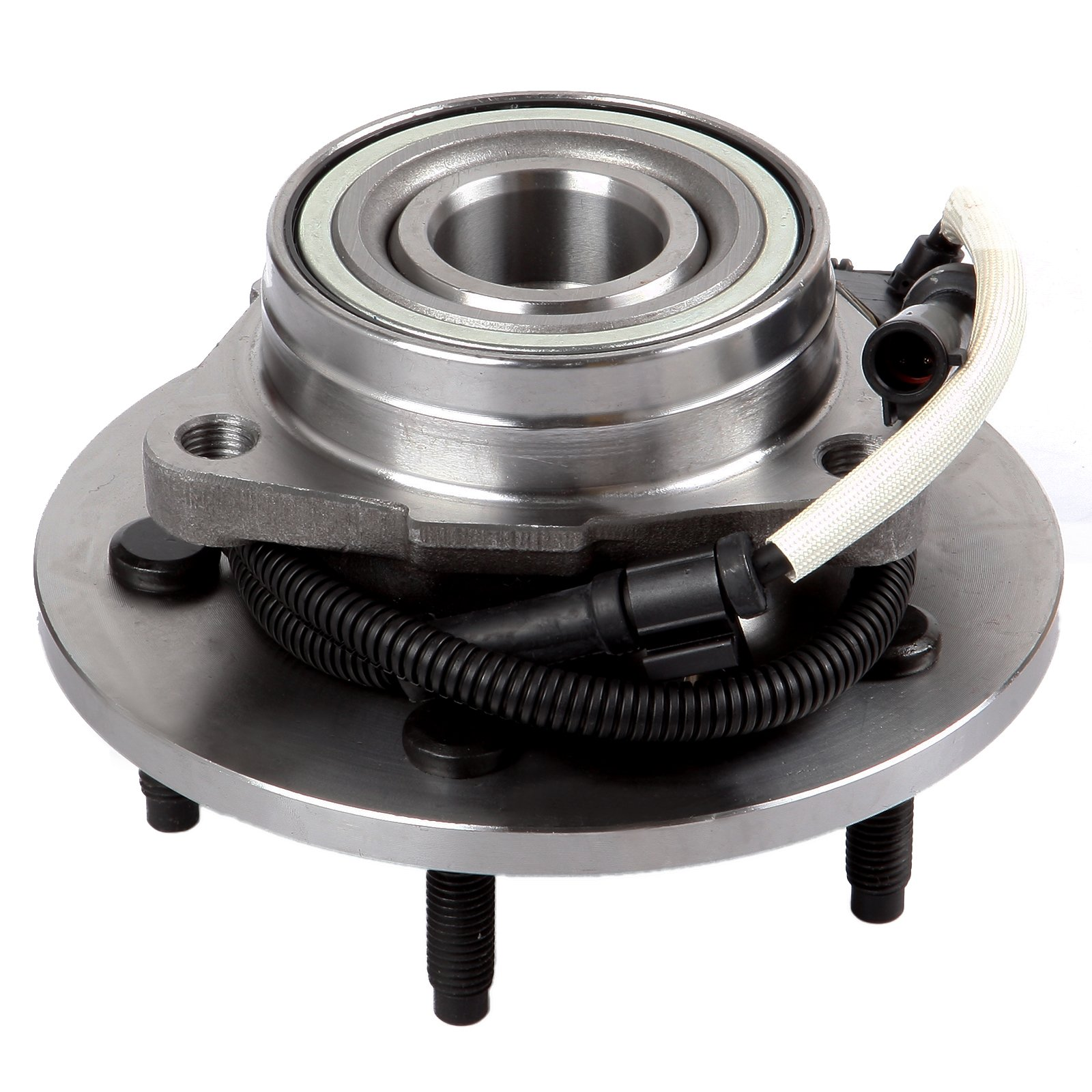 ECCPP Front Wheel Hub Bearing Assembly 5 Lugs w/ABS for 98-99 Ford Lincoln Compatible with 515004