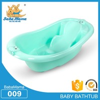 China PP mini plastic pink baby bath for Christmas day promotion