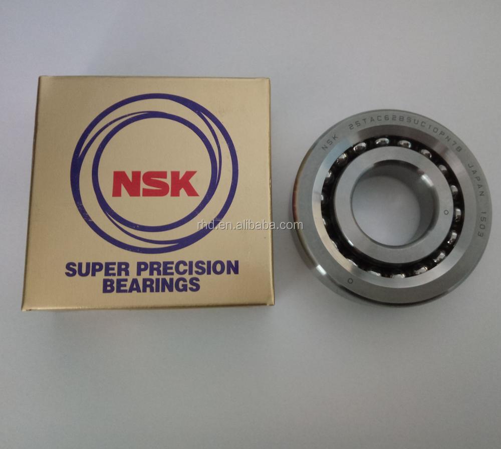 NSK Precision Ball Screw Support Bearing 40TAC72BSUC10PN7B