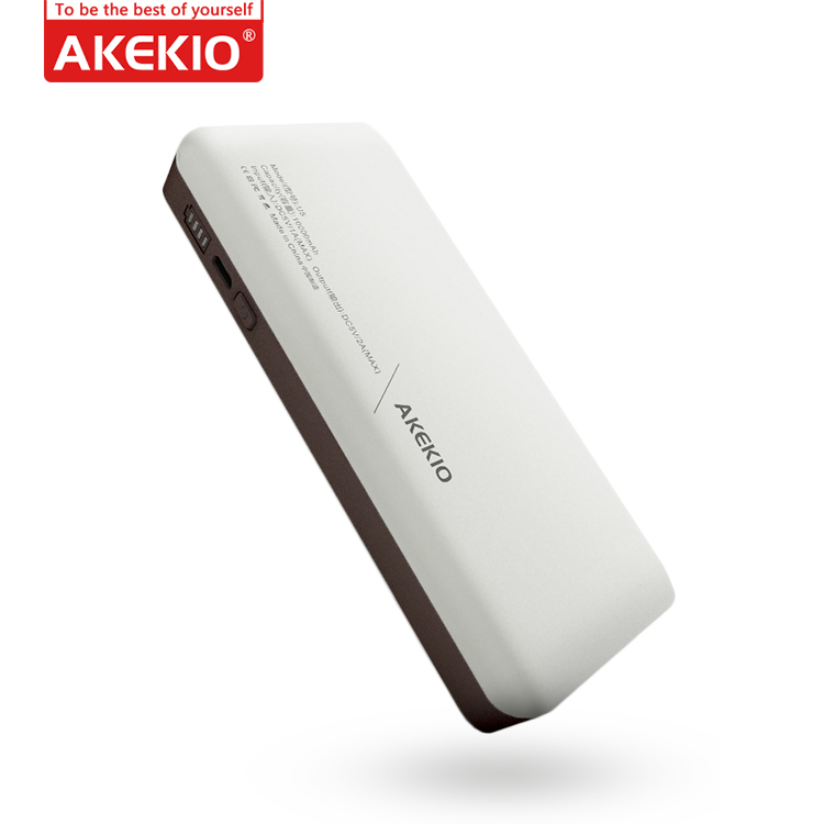 Dual usb output 1A/2A power bank best sale portable charger 10000MAH power bank for digital camera