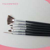 Faceshowes 2016 cute nail brush high quality nail art pen disposable nail polish applicator brush