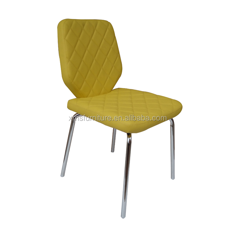 Wondrous Modern Low Back Yellow Faux Leather Dining Side Chair With Cheap Price View Modern Yellow Dining Chair Xms Product Details From Tianjin Xinmaosheng Gmtry Best Dining Table And Chair Ideas Images Gmtryco