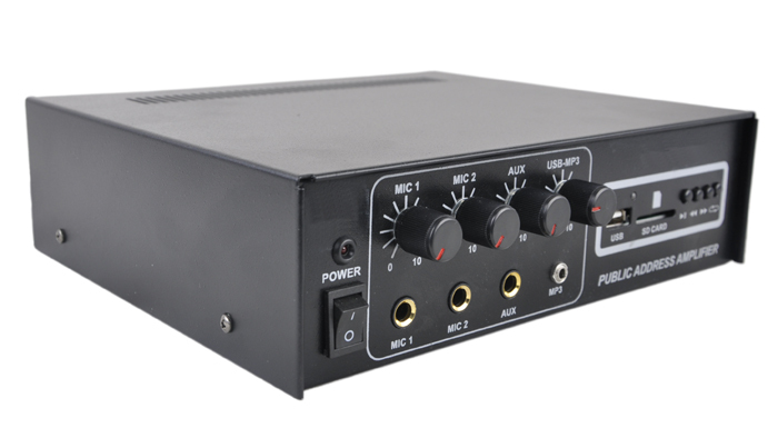 Professional Audio Pa Digital Power Amplifier Pa450b-mp3