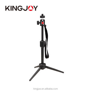Kingjoy small size camera tripod for digital camera KT-200+BD-1